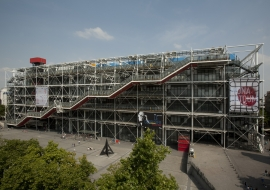 Centre Pompidou Photo Philippe Migeat_from KAF